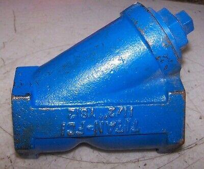 "Mueller 11M 1/"" NPT Cast Iron Wye Y-Strainer 250 SWP 250SWP 1.0-11M-01 New"