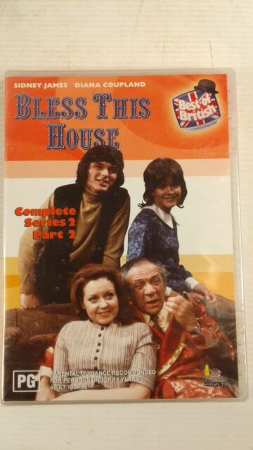 Bless This House : Season 2 : Part 2 (DVD, 2004) NEW & SEALED TV SERIES