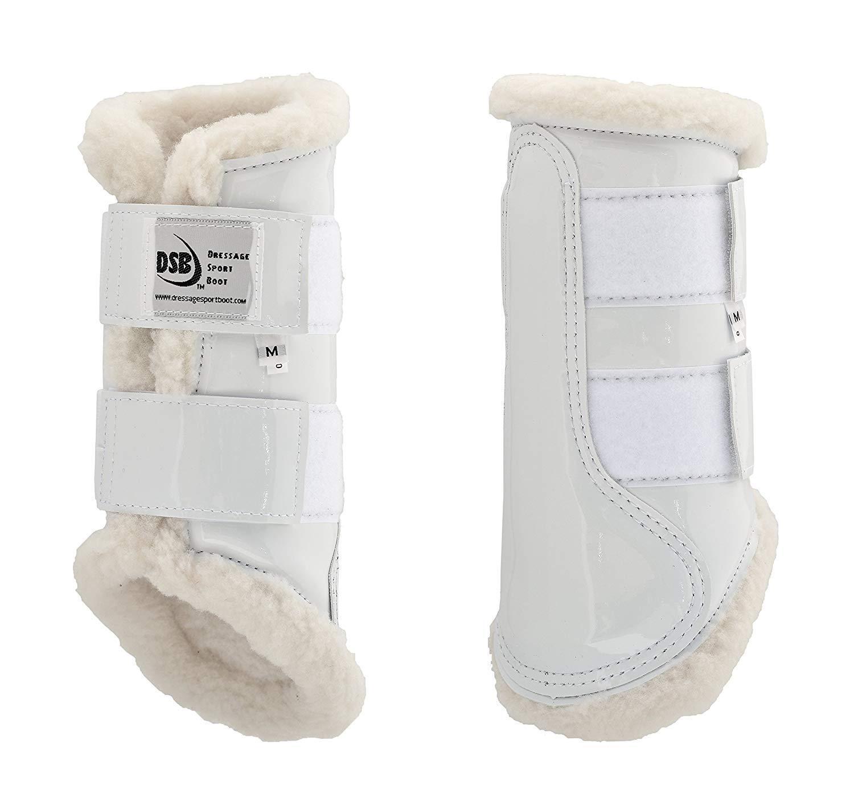 DSB The Glossy Dressage Sport avvio  bianca  Different Dimensiones