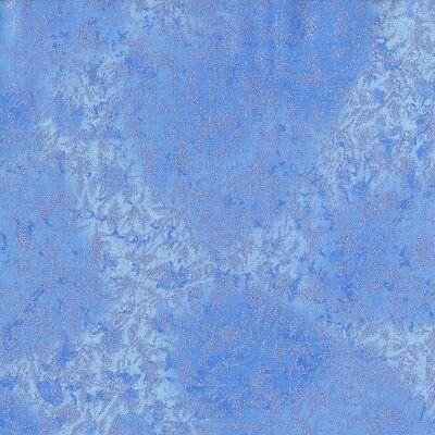 Cuarto gordo Hadas Helada bígaro Azul 100/% Cotton Quilting fabric congelado