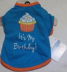 Petco It 039 S My Birthday Dog Tee