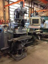 #9586: Used Bridgeport Series I CNC Vertical Milling Machine
