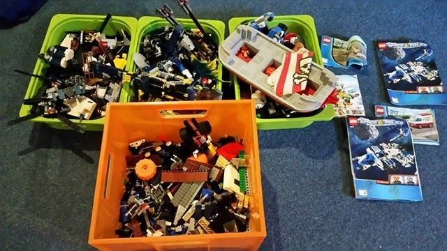 LEGO Large Collection (approx 10kg)