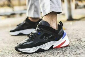 "ligado escribir Altoparlante  Nike M2K Tekno Black Red Blue ""Paris"" Mens Boxing Trainers UK 11 AV4789 003  | eBay"