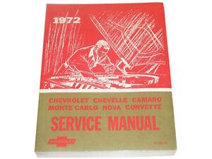 1972-Corvette-Shop-Service-Manual