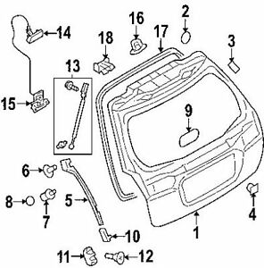 subaru 909300012 p3051789 screw 4 on picture ebay Lifted Subaru Legacy image is loading subaru 909300012 p3051789 screw 4 on picture