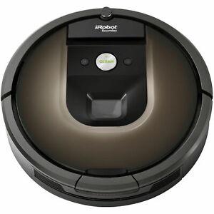 iRobot-Roomba-980-Staubsauger-Saugroboter-Schwarz-WLAN-App-beutellos-NEU-amp-OVP