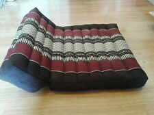 THAI  MEDITATION CUSHION YOGA CUSHION Organic Kapok 100% Filled Cushion Pillows