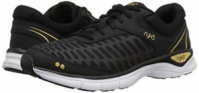 Ryka Women's Rae Walking Shoe, Black | eBay
