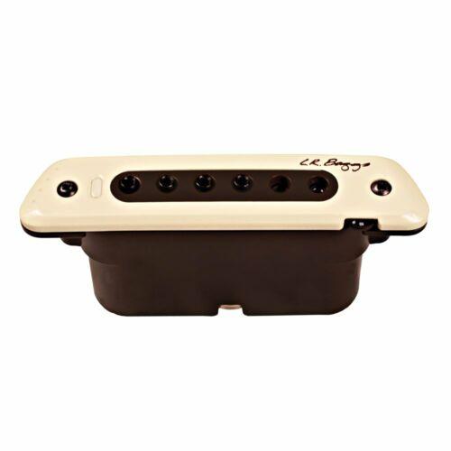 LR Baggs M80 Active//Passive Body Sensitive Soundhole Magnetic Pickup