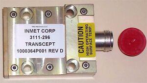 INMET-Termination-3111-296LTD-N-Female-DC-2-3-GHz-150-Watts