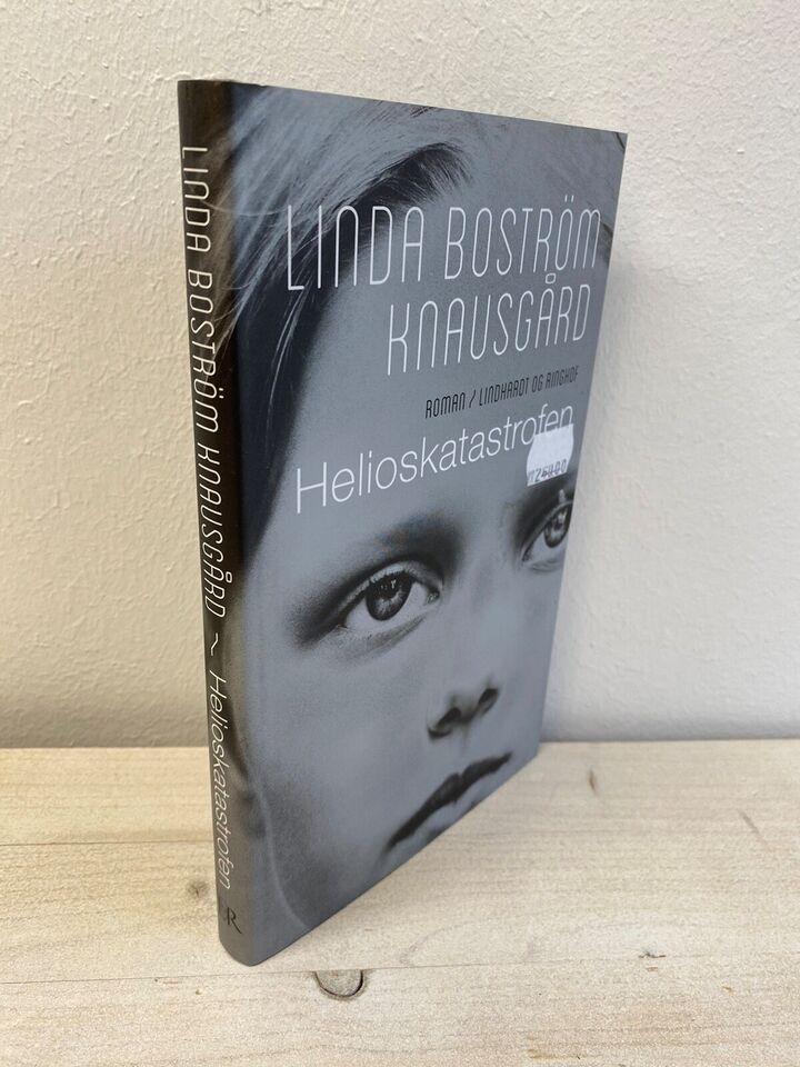 Helioskatastrofen, Linda Boström Knausgård, genre: