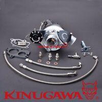 Genuine Mitsubishi Convert To Kinugawa Turbocharger Td04l-16t 6cm T25 250hp