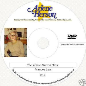 Frances-Lear-TV-Interview-30-Minutes-DVD