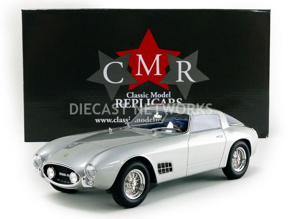 Cmr 1956 Ferrari 250 Gt Berlinetta Competizione Argent 1 18 Echelle