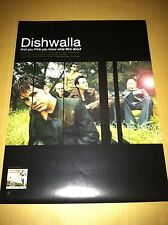 DISHWALLA 1998 PROMO POSTER for And You Think You Know What CD USA MINT 18x24