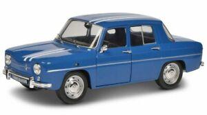 RENAULT 8 Gordini 1100 - 1967 - blue - SOLIDO 1:18