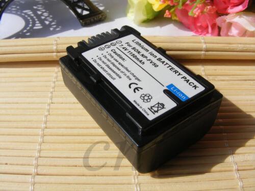 NP-FV30 NP-FV50 NP-FV70 NP-FV100 Batería Para Sony DCR-SR68E SX83E SX63