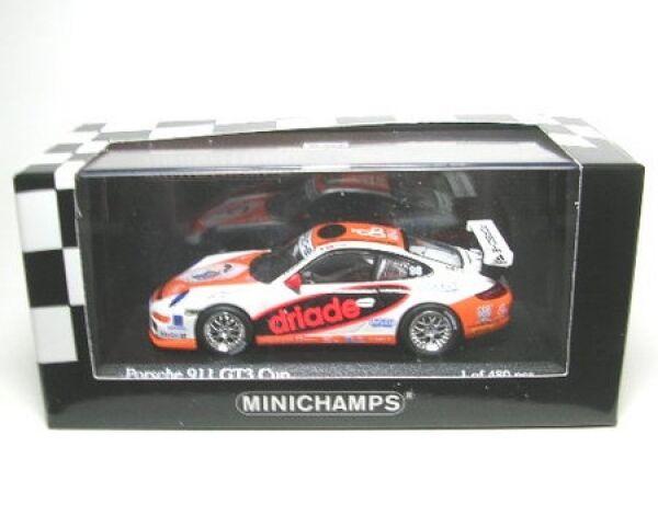 Porsche 911 gt3 No. 98 Carrera Cup Asia 2007
