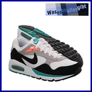 SCHNAPPCHEN-Nike-Air-Max-Correlate-Women-weiss-gruen-Gr-40-5-S-8514
