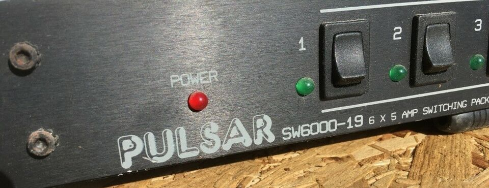 Pulsar Switchpack (on/off panel)