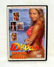 WWF WWE Divas South Of The Border DVD 2004 Trish Stratus, Stacy, Lita, RARE