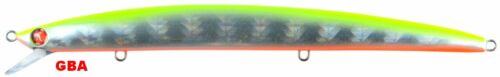 ARTIFICIALE MOMMOTTI 180 SS SEASPIN GBA SLOW SINKING MINNOW LURE SEÑUELO MARE