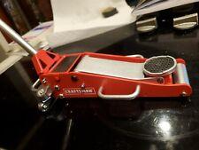 Craftsman Mini Miniature Aluminum Racing Floor Jack Model Display Jack