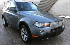 2009 BMW X3 AWD  Certified