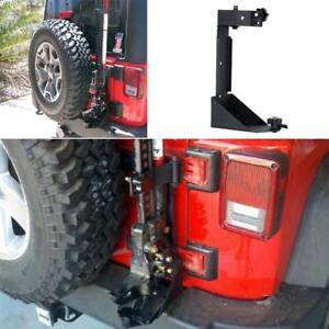 Off-Road Jack Mount High Lift Mounting Tool Kit for 2007-2017 Jeep Wrangler JK