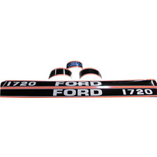1115 1569 Decal Set Fits Fordfits New Holland 1720 Compact Tractor