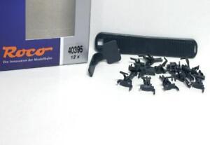 Roco-40395-H0-12-Universalkupplungen-fuer-Normschacht-NEM-362-NEU-amp-OvP