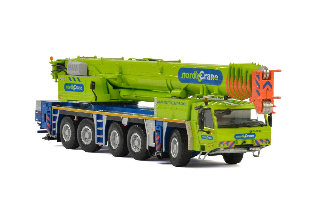WSI 51-2022 Nordic Crane Kynningsrud Tadano Faun ATF 220G-5 Mobile Crane 1 50