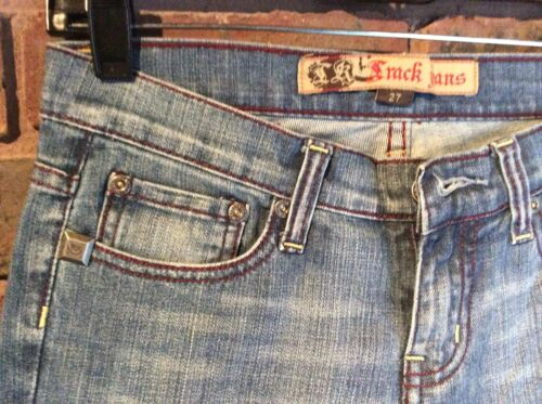 5 Womens Blue size Pocket Nwot Jeans 27 ASw5qRR