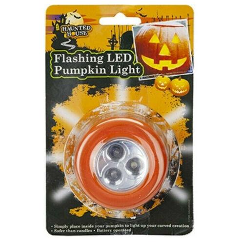 Halloween Pumpkin LED Light Safely Light Up Your Carved Pumpkin