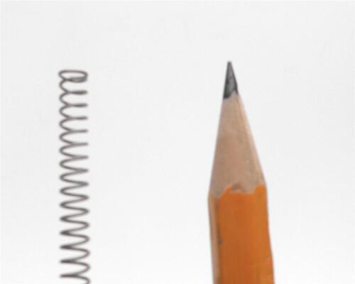3.6mm Od 3mm Acciaio Inox Compressione Molla fino A 1000mm Lungo