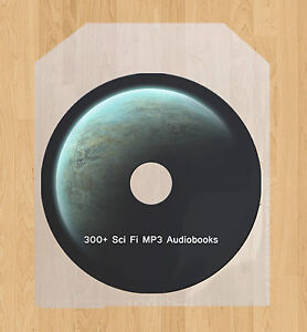300-SciFi-Audio-books-Stories-MP3-CD-Story-talking-DVD-disc-for-Ipad-Ipod-Kindle