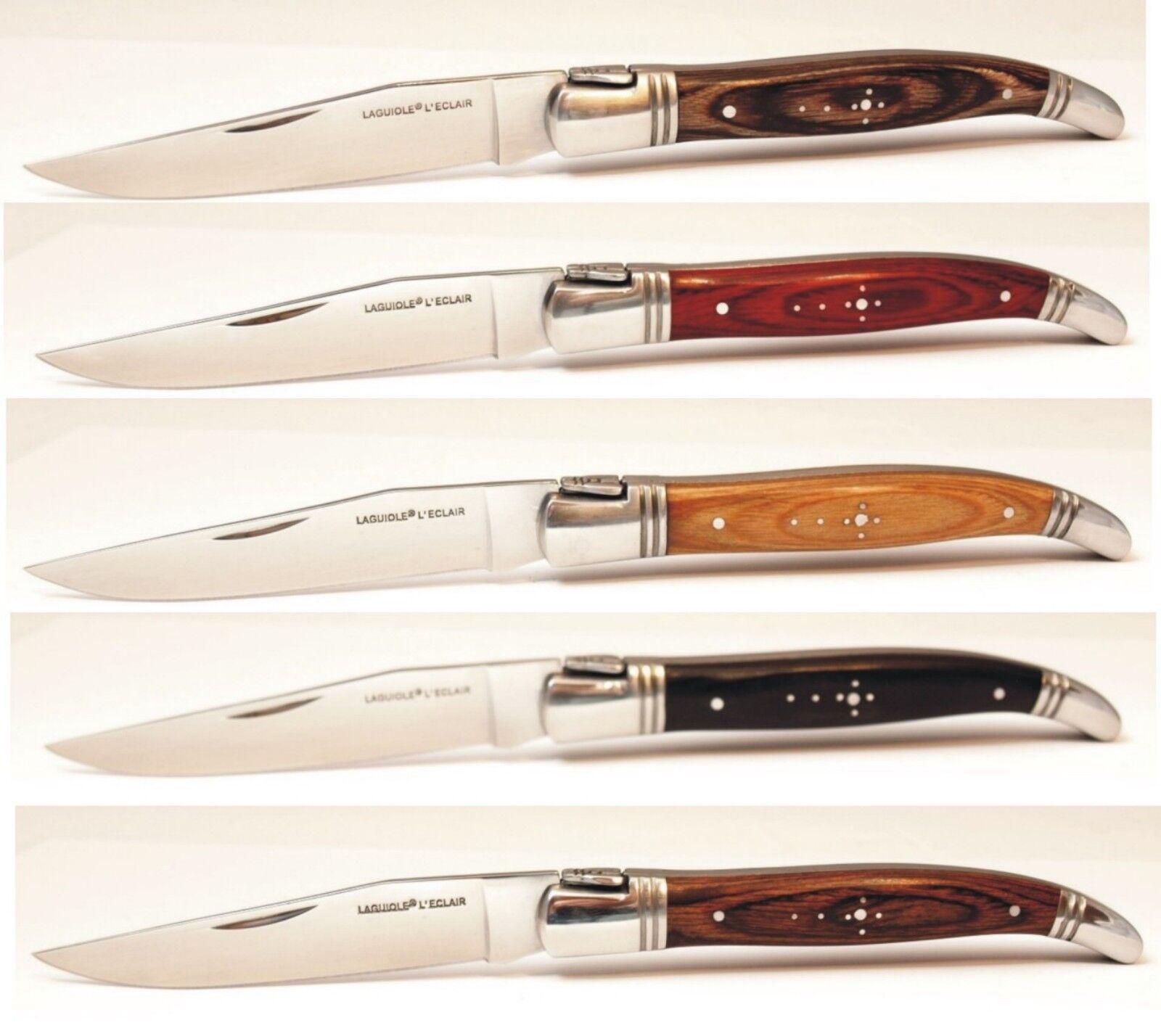Ec1-9 Laguiole couteau canif différentes couleurs couleurs couleurs notre top offre 06b9e3
