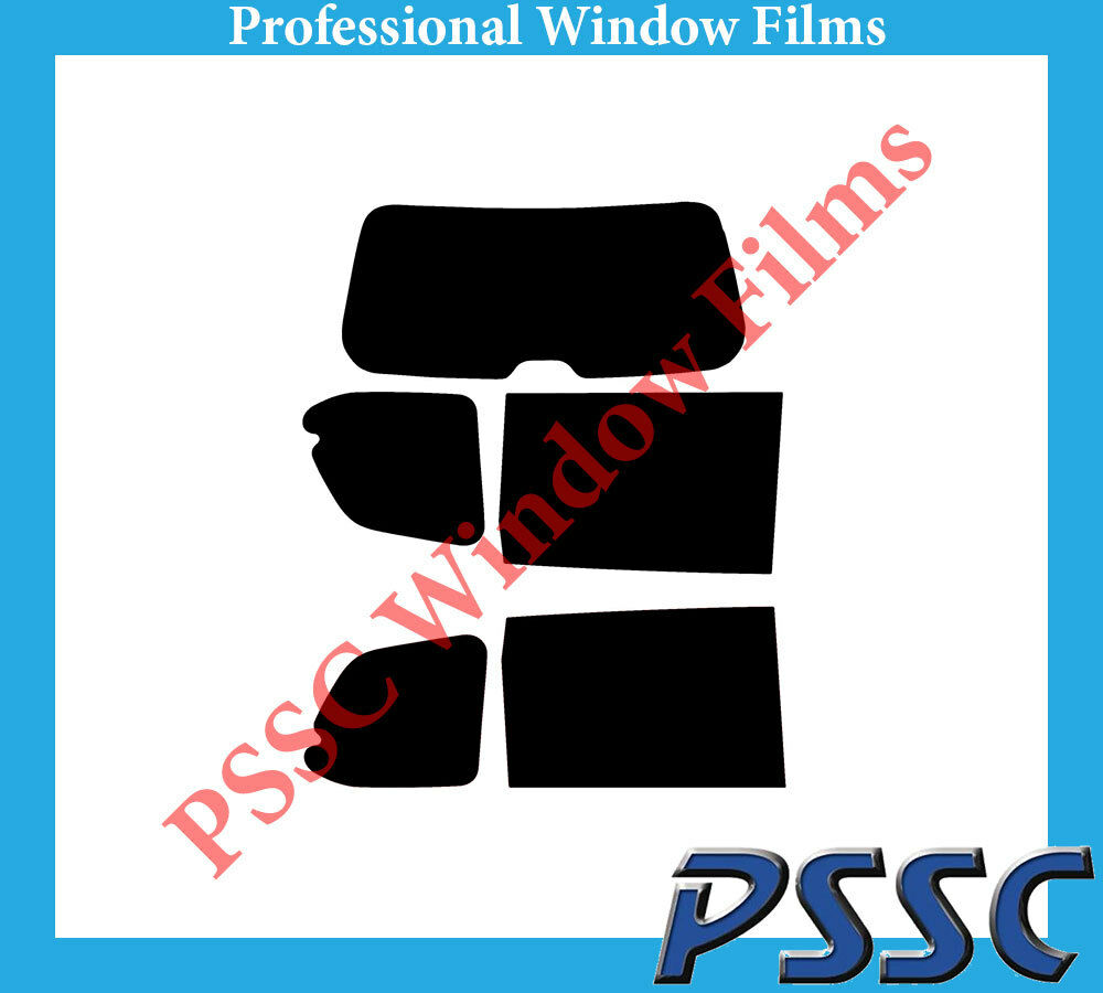PSSC Pre Cut Rear Car Window Films - Kia Sedona 2006 to 2012