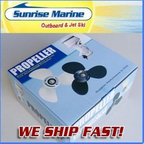 SUZUKI ALUMIN PROPELLER 9.9 15 HP M911 58100-93763-019