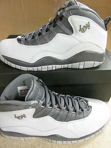 ... Nike-Air-Jordan-Retro-10-Homme-Hi-Top-