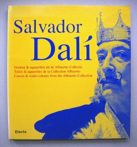 Salvador Dali: Canvas and Watercolours from the Albaretto Collection, Various Au