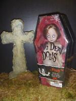 Living Dead Dolls Posey Original (not Remake) 2000 Series 1 Sealed