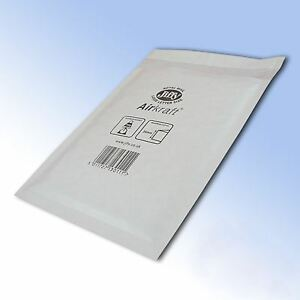 1-x-Genuine-White-Jiffy-Airkraft-Bubble-Padded-Envelope-Bag-JL0-140-x-195mm