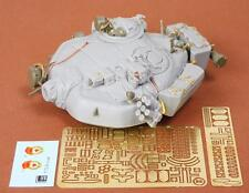 S.B.S Models, 1/35, 35007, T-72 B/B1 turret for Tamiya kit for TAMIYA kit