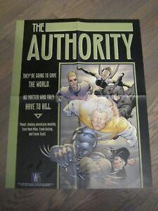 Promo-Poster-The-Authority-2000-Wildstorm-Frank-Quitely-PROMO-8332-ZPO0
