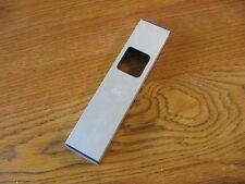 GU - Handhebel - Schiebetürgriff - Abdeckkappe - Silber