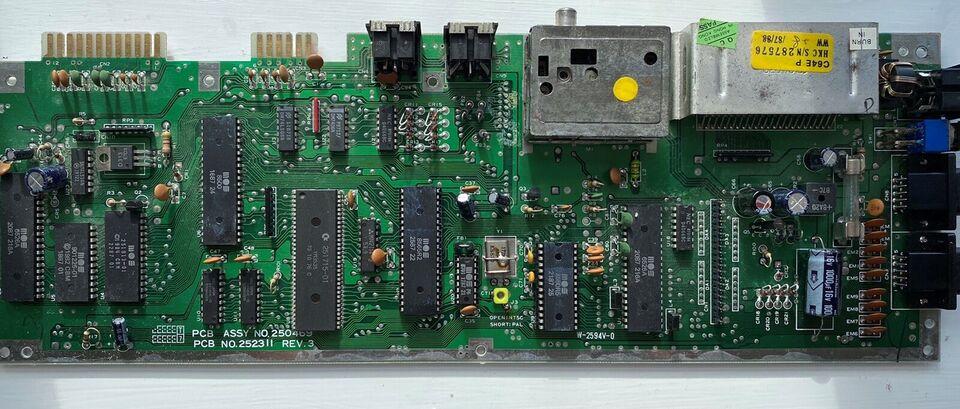 Commodore, spillekonsol, Perfekt