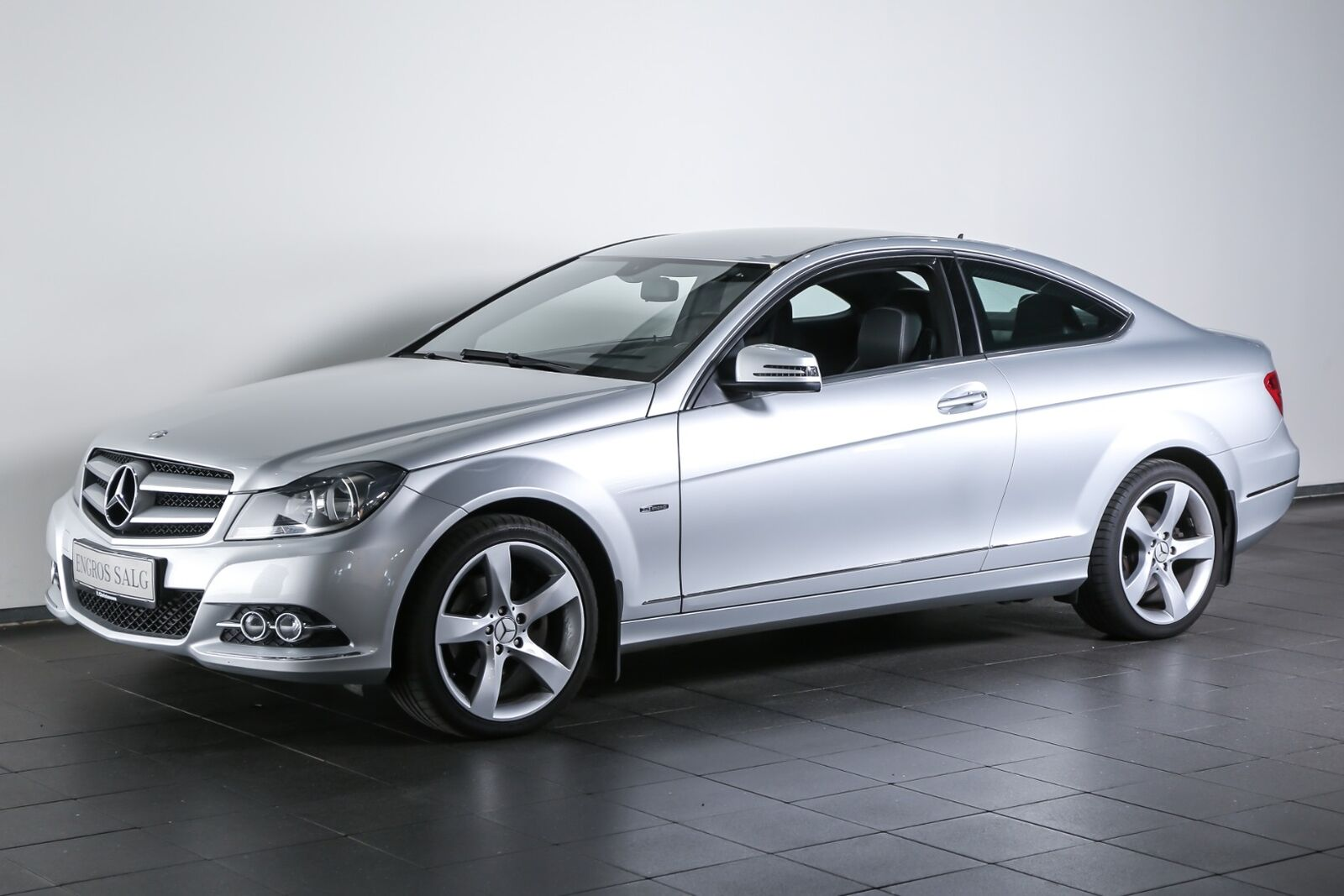 Mercedes-Benz C220 2,2 CDi Coupé BE