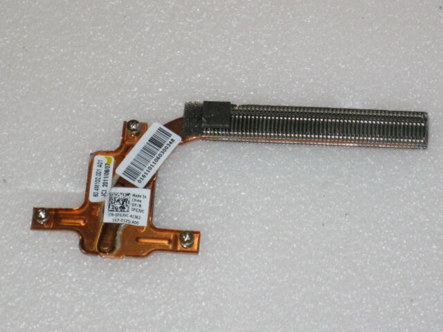 Genuine OEM Dell Vostro V130 CPU Cooling Heatsink P//N FG3VC